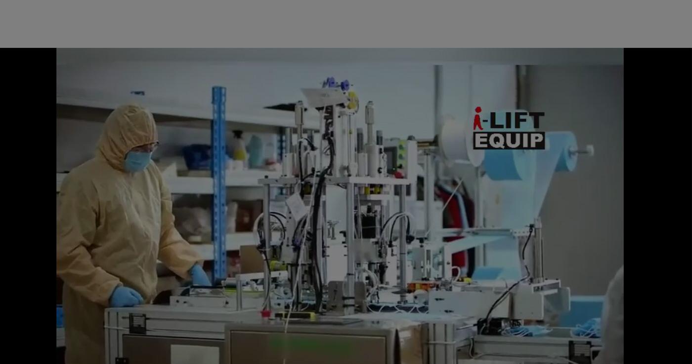TURN-KEY PROJECT AUTOMATIC MASK MAKING MACHINE