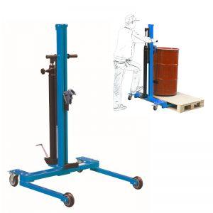 WA30A Hydraulický bubenový vozík