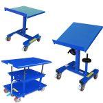 Naklápěcí pracovní stůl TWS150 / MLT2000